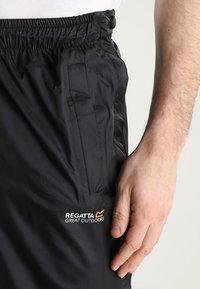 Regatta - ACTIVE - Pantalones - black - 3