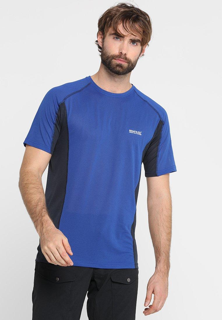 Regatta - VOLITO IV - T-Shirt print - surfspry/navy