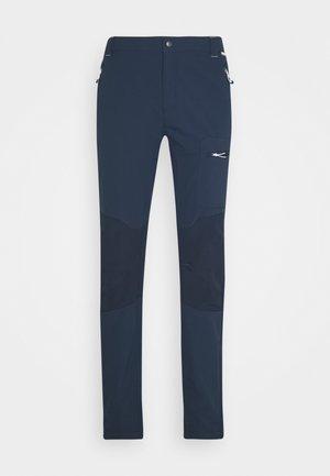 QUESTRA - Pantalons outdoor - nightfall/navy