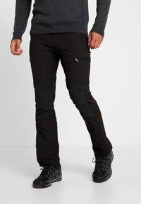 Regatta - QUESTRA - Pantalons outdoor - black - 0