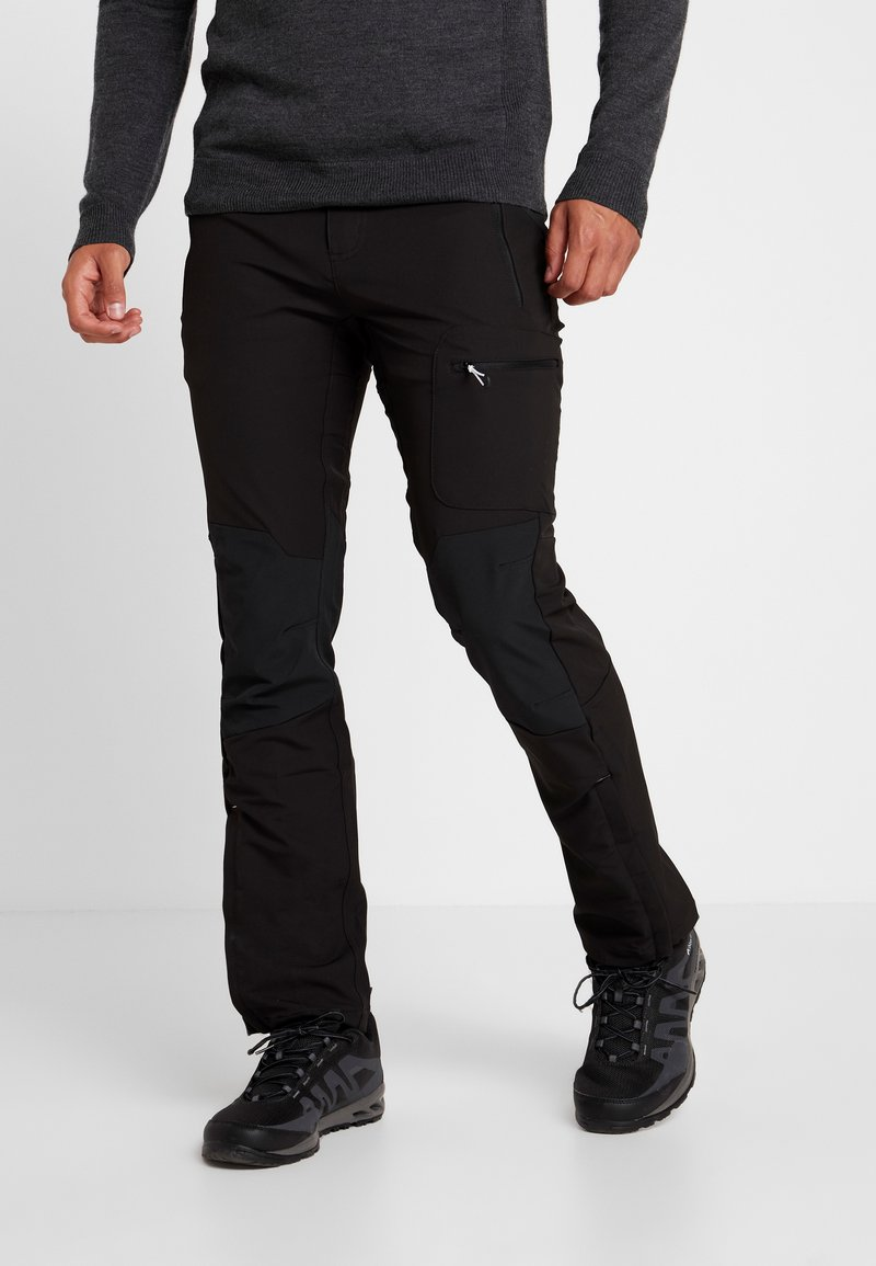 Regatta - QUESTRA - Pantalons outdoor - black