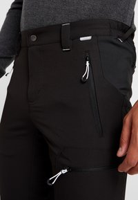 Regatta - QUESTRA - Pantalons outdoor - black - 4