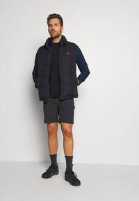 Regatta - LEESVILLE  - Sports shorts - ash - 1