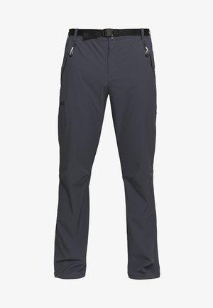 XERT - Pantalones montañeros largos - seal grey