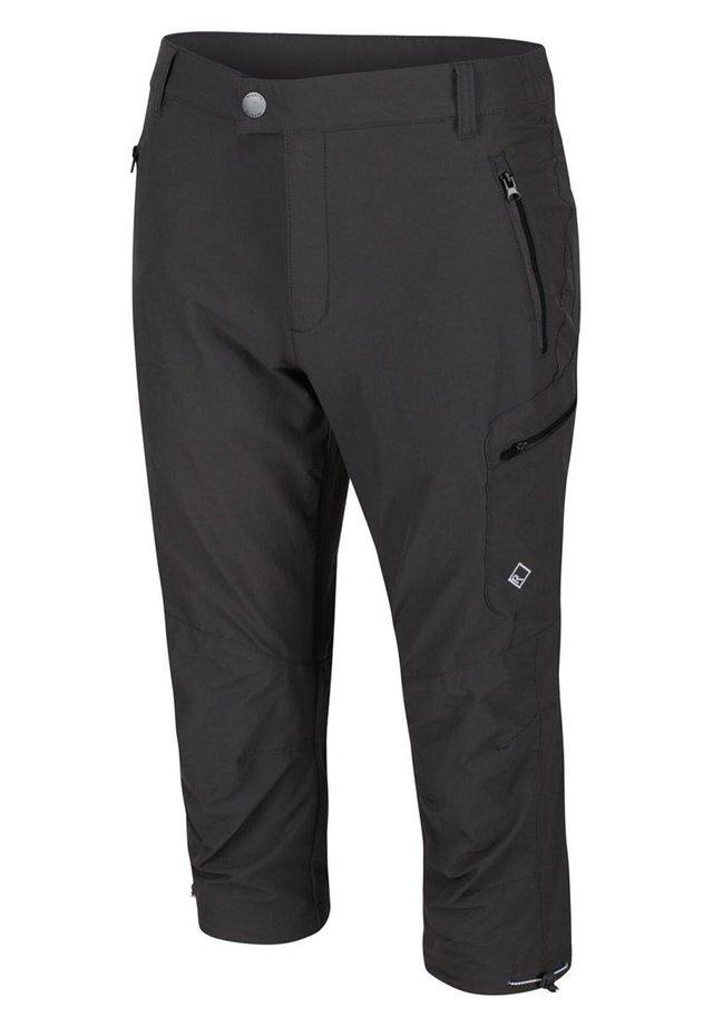 REGATTA HIGHTON CAPRI WANDERHOSE HERREN TREKKINGHOSE OUTDOORHOSE - 3/4 sports trousers - magnet