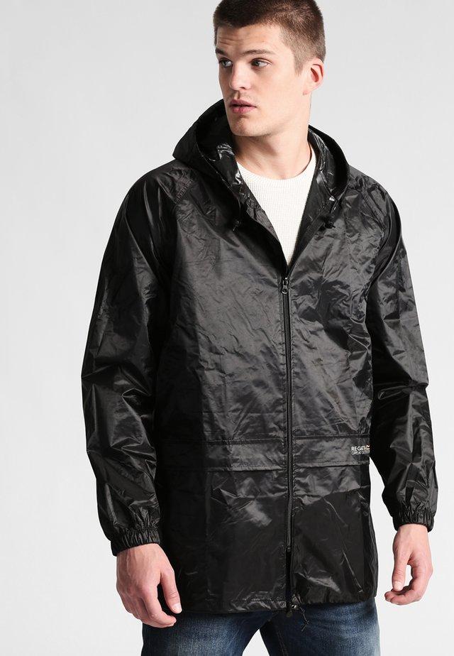 STORMBREAK  - Hardshell jacket - black