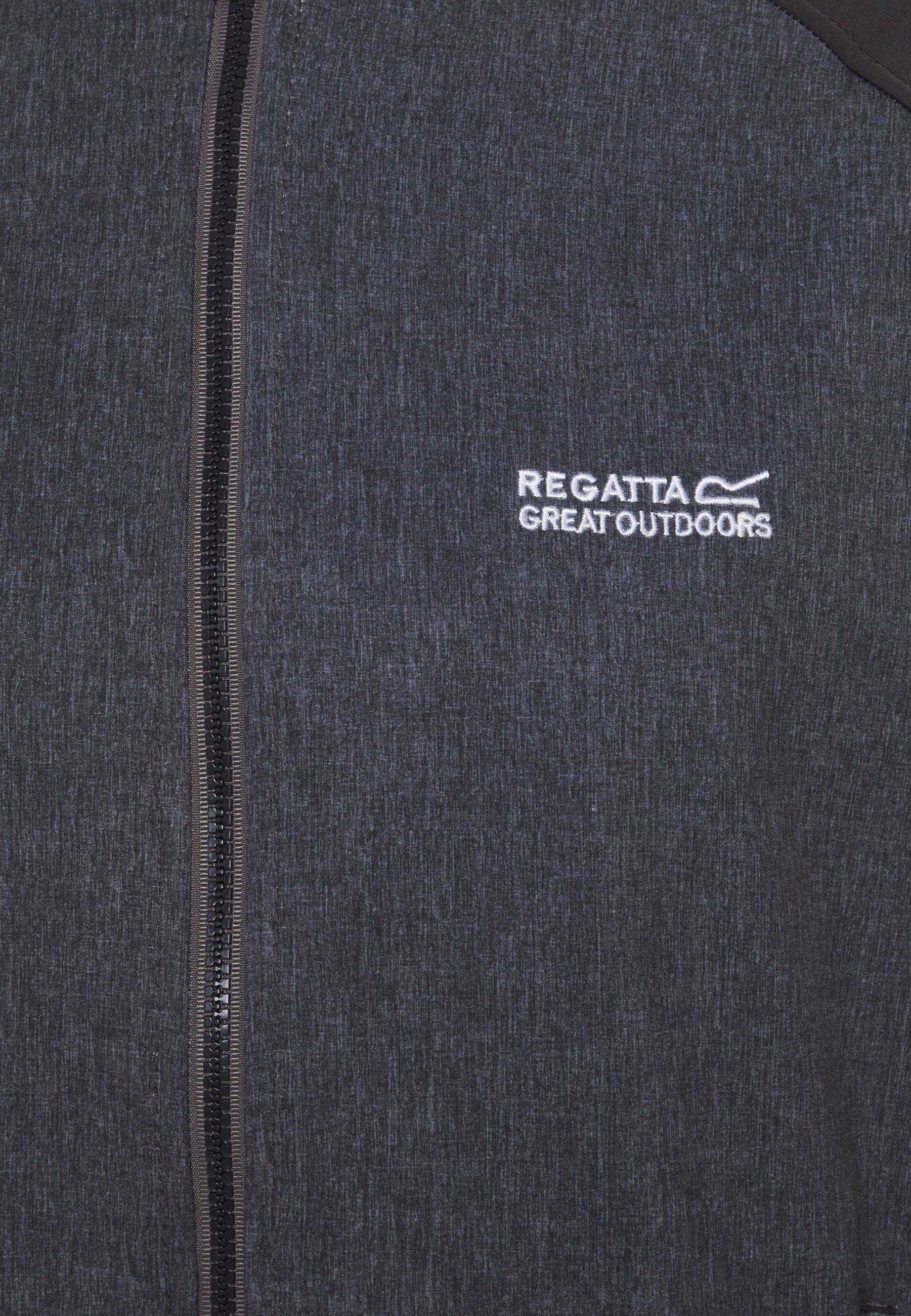 Regatta AREC II Veste softshell black ZALANDO.FR