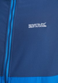 Regatta - AREC  - Softshellová bunda - dark blue/blue - 6