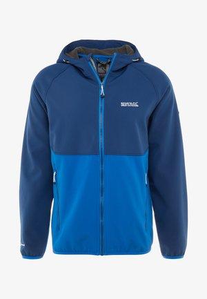 AREC  - Soft shell jacket - dark blue/blue