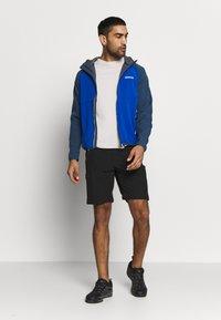 Regatta - AREC  - Softshellová bunda - nautical blue/dark denim - 1