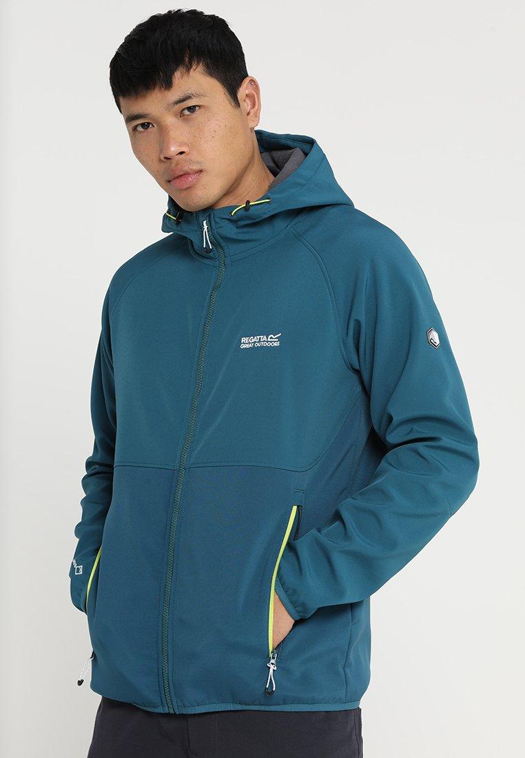 Regatta - AREC  - Softshell jakker - petrol