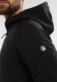 Regatta - AREC  - Softshellová bunda - black - 3