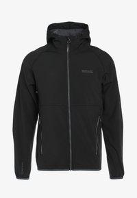Regatta - AREC  - Softshellová bunda - black - 5