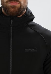 Regatta - AREC  - Softshellová bunda - black - 6