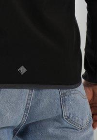 Regatta - AREC  - Softshellová bunda - black - 4