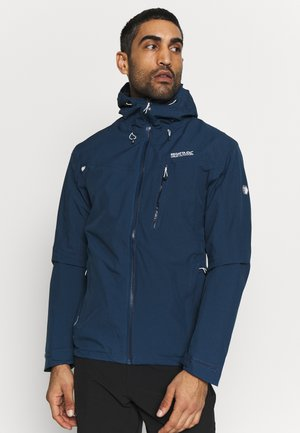 BIRCHDALE - Hardshell jacket - dark denim