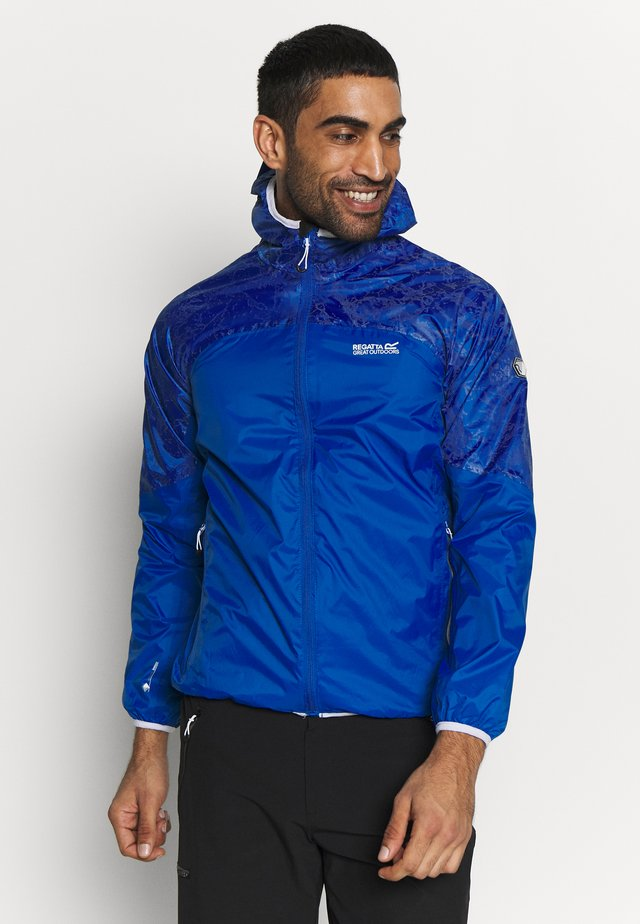 LEVIN  - Waterproof jacket - nautblu