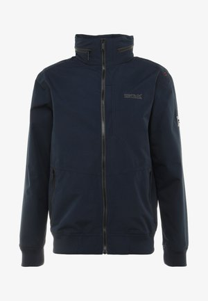 MAXFIELD - Kurtka Outdoor - navy