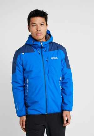 LANGA STRETCH - Winter jacket - blue/dark blue