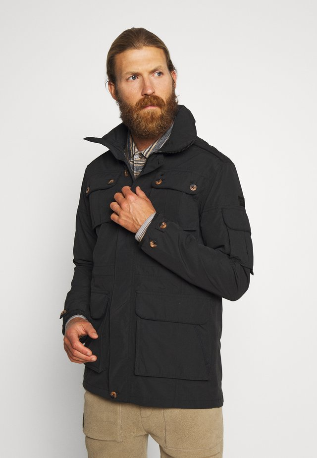 ELMORE - Outdoorjacka - black