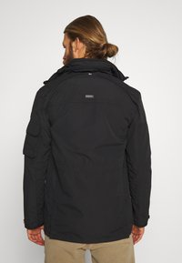Regatta - ELMORE - Outdoorová bunda - black - 3