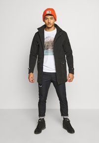 Regatta - MACARIUS - Short coat - black - 1