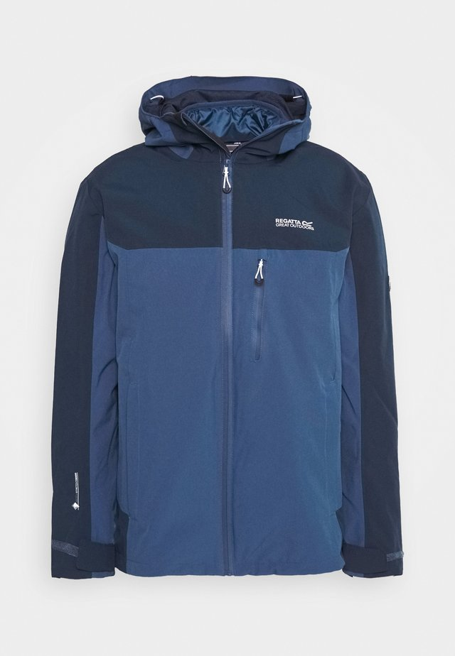 WENTWOOD 2-IN-1 - Hardshelljacke - dark blue