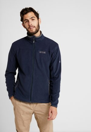STANTON - Veste polaire - navy/seal grey