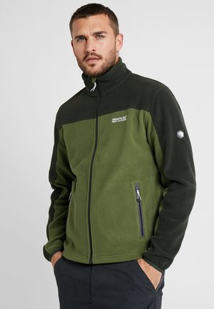 STANTON - Fleece jacket - olive