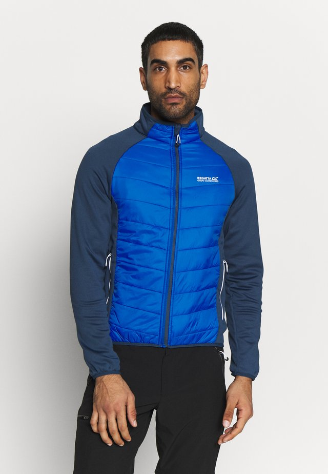 BESTLA HYBRID - Outdoorjacke - dark blue