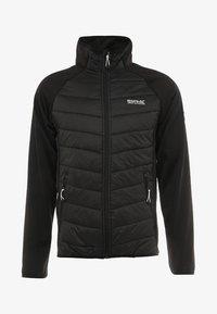 Regatta - BESTLA HYBRID - Outdoor jakke - black - 4