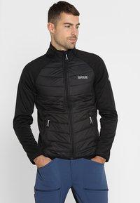 Regatta - BESTLA HYBRID - Outdoor jakke - black - 0