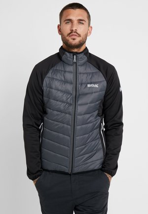 BESTLA HYBRID - Outdoor jacket - black/magnet