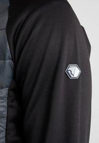 Regatta - BESTLA HYBRID - Outdoorová bunda - black/magnet - 4