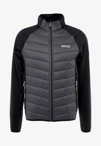 Regatta - BESTLA HYBRID - Outdoorová bunda - black/magnet - 5