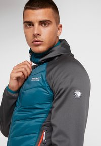 Regatta - ANDRESON HYBRD - Fleece jacket - magnet - 3