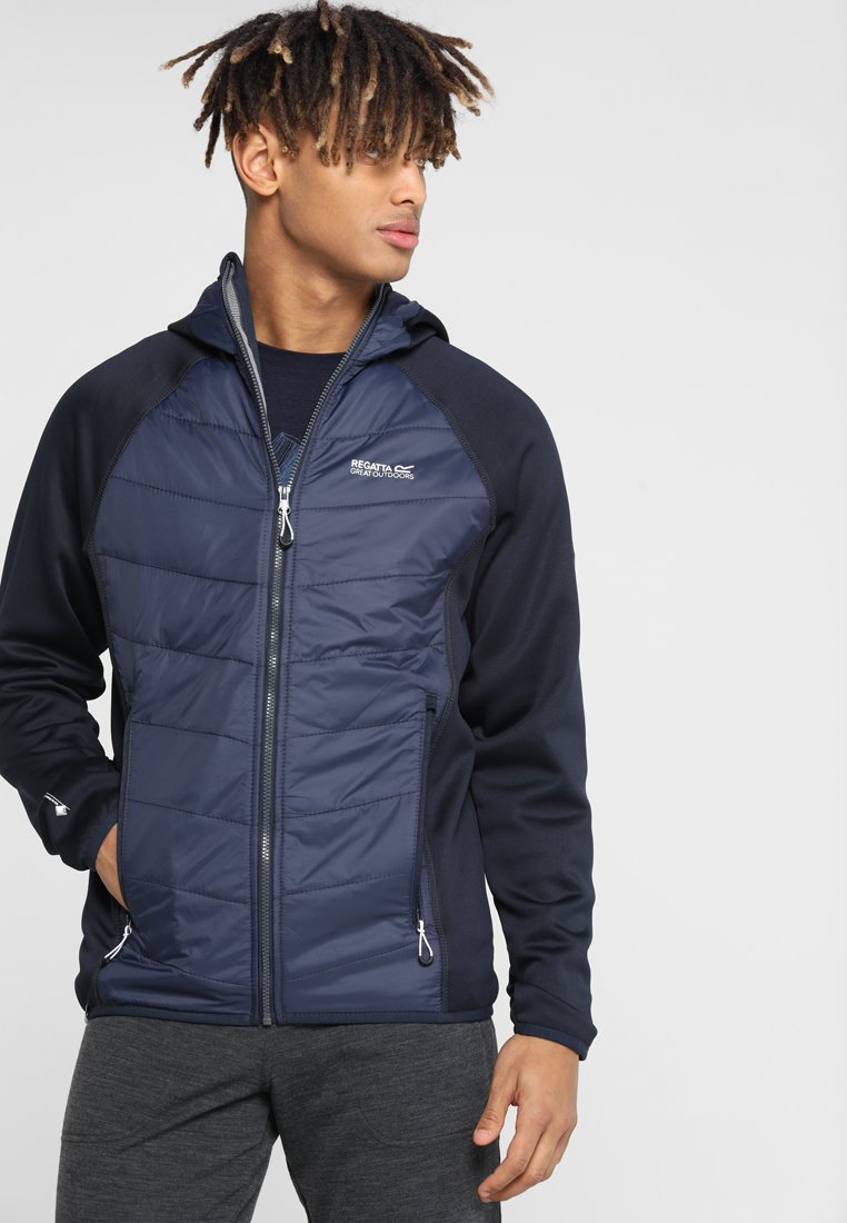 Regatta - ANDRESON HYBRD - Fleece jacket - navy