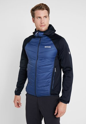 ANDRESON HYBRD - Kurtka Outdoor - navy/prussia