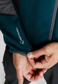 Regatta - HASKA HYBRID - Fleecejacke - turquoise/grey - 6