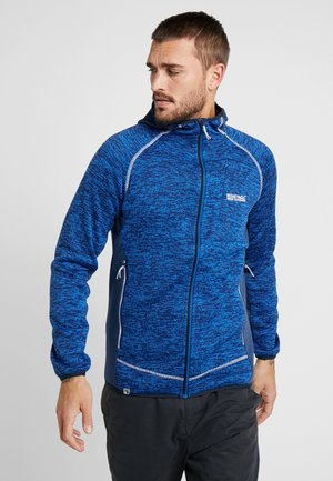 CARTERSVILLE - Fleece jacket - oxford blue/persian