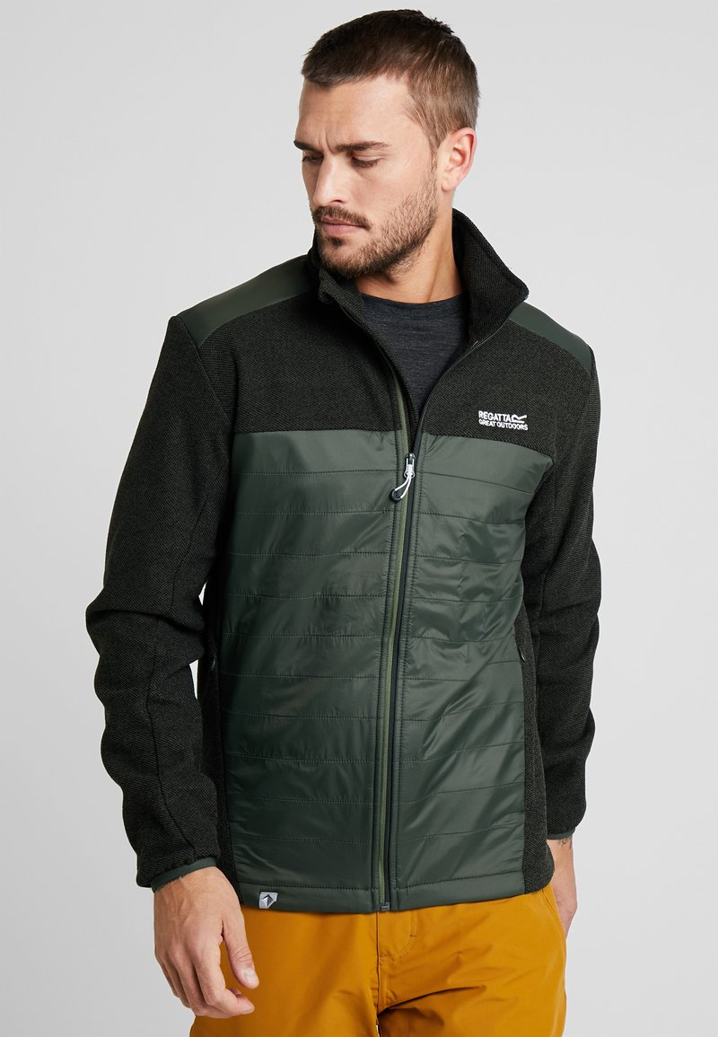 Regatta - COLBECK - Fleece jacket - olive