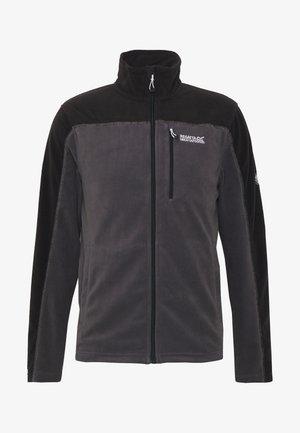 FELLARD - Fleece jacket - magnet/black