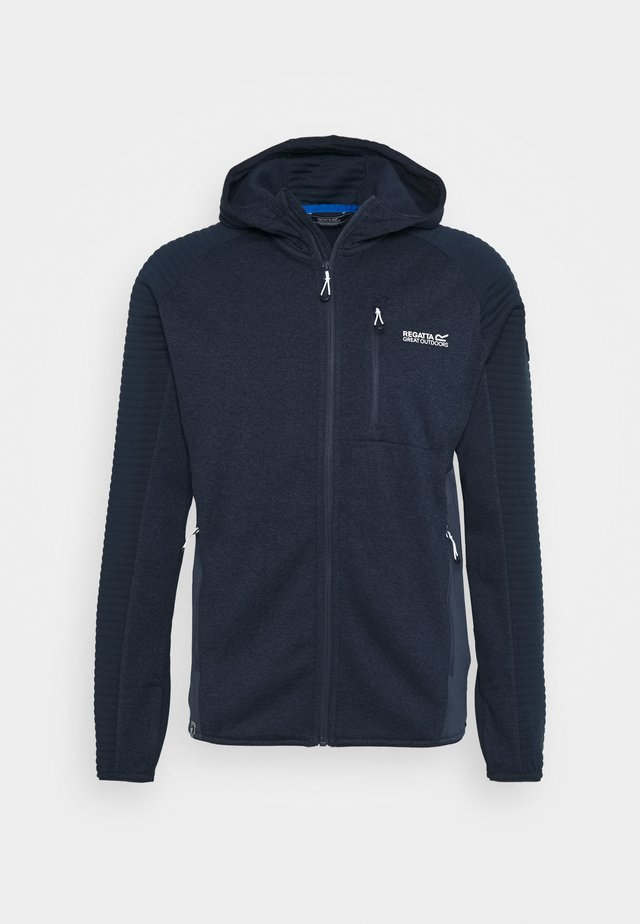 WOODFORD - Sweatjacke - night