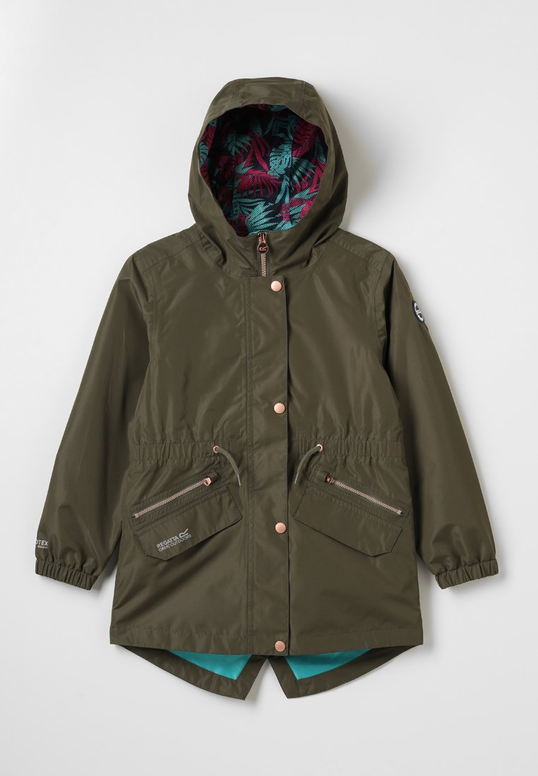 Regatta - TAMORA - Waterproof jacket - grape leaf