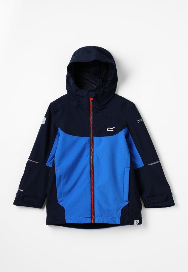 Regatta - HIPOINT - Regenjacke / wasserabweisende Jacke - dunkelblau