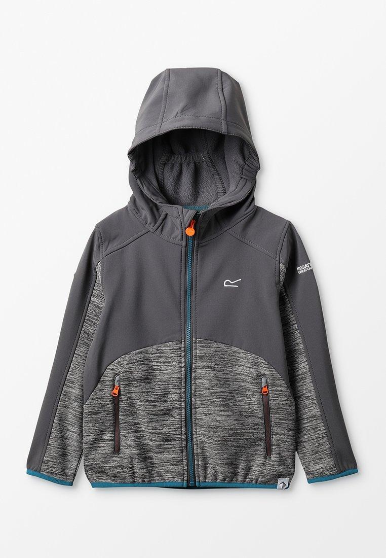 Regatta - BRACKNELL - Soft shell jacket - grey