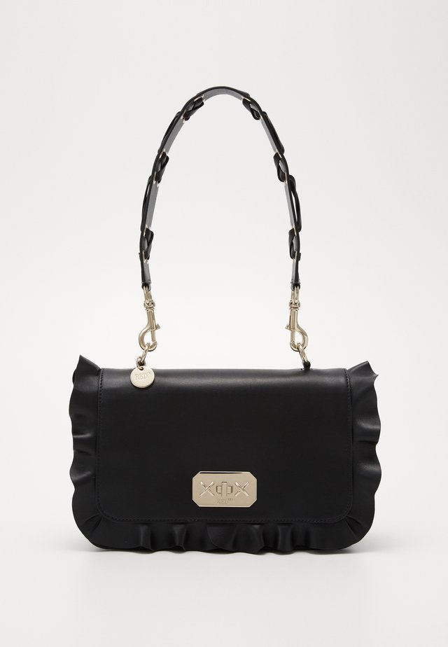ROCK RUFFLES - Handbag - black