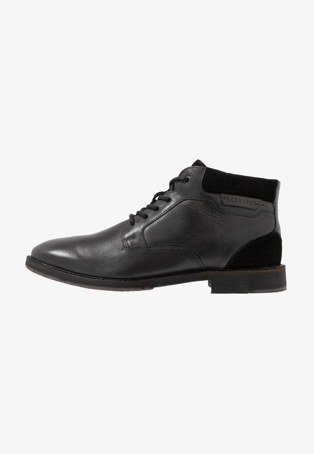 JAMILO - Snørestøvletter - noir