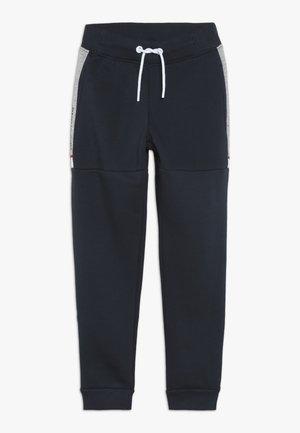 SLACK - Teplákové kalhoty - navy
