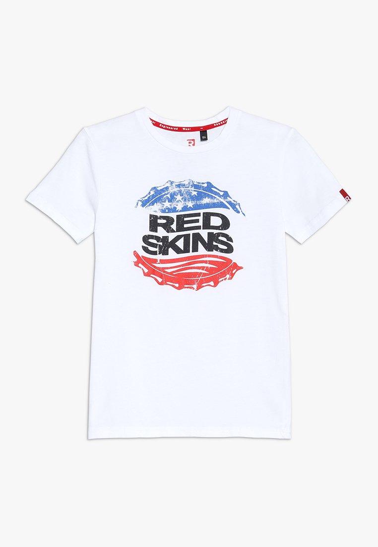 Redskins - FORD - T-shirts print - white